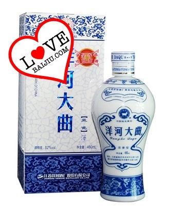 Yánghé Dàqū Baijiu